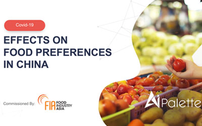 Effects on Food Preferences in China