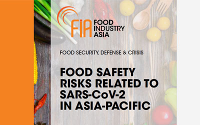 Food Safety Risks Related to COVID-19 in Asia Pacific