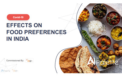 Effects on Food Preferences in India